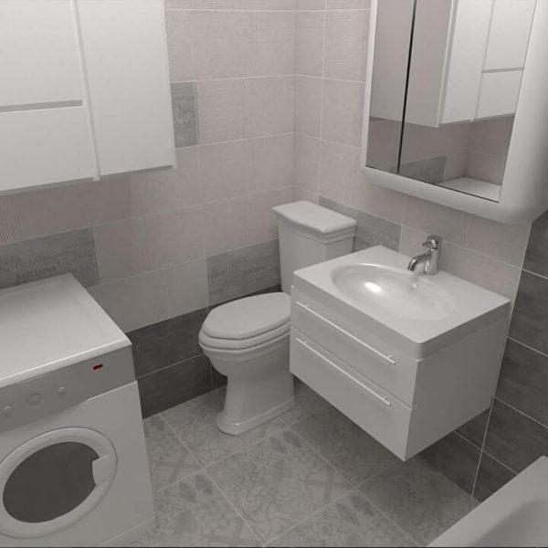 full room ремонт в ванній