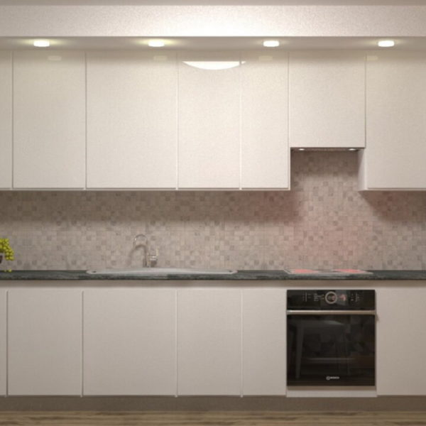 full room біла кухня приклад