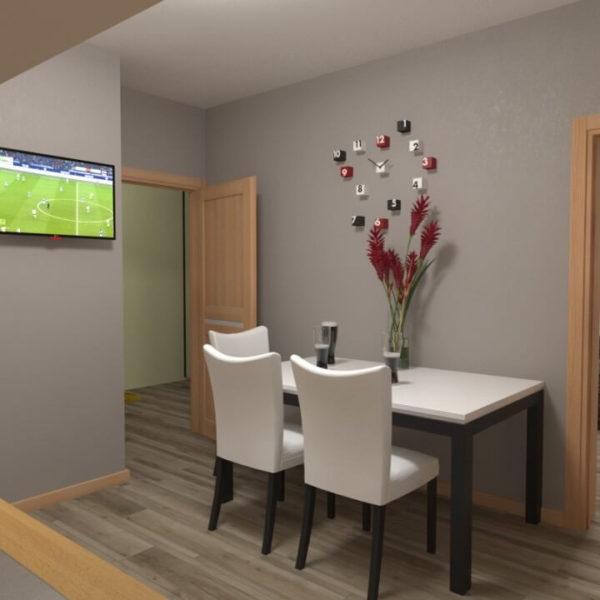 full room дизайн проект невеликої кухні