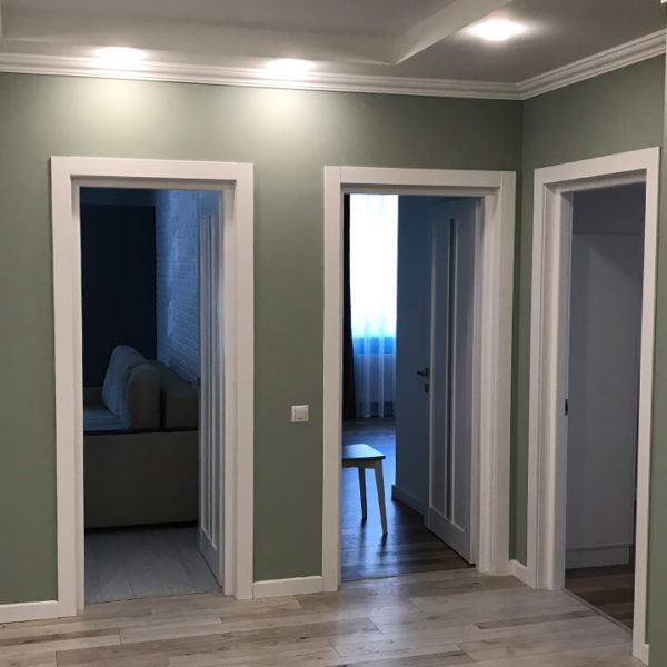 Full Room білі міжкімнатні двері