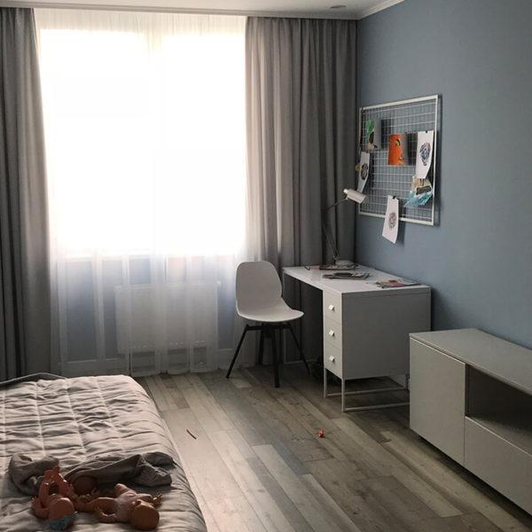 Full Room робоче місце в спальні