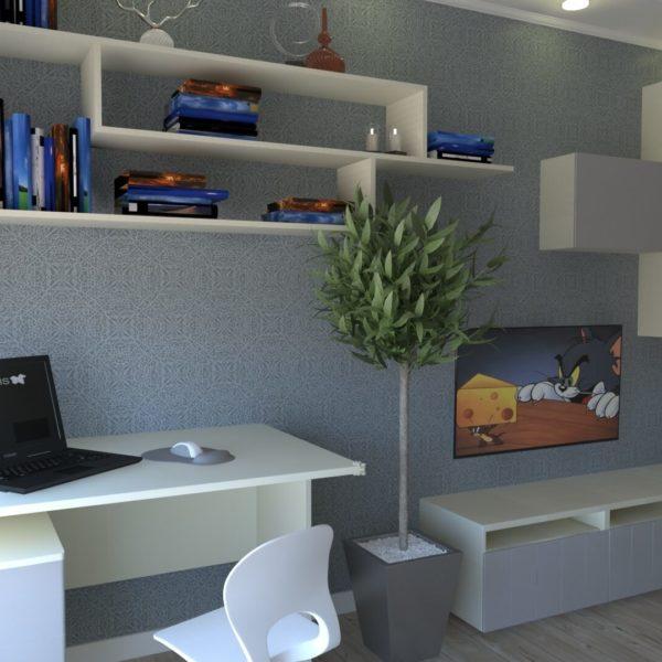 Full Room дизайн проект дитячої