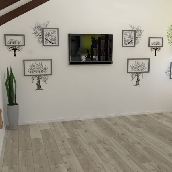 Full Room дизайн проект другий поверх житлового будинку