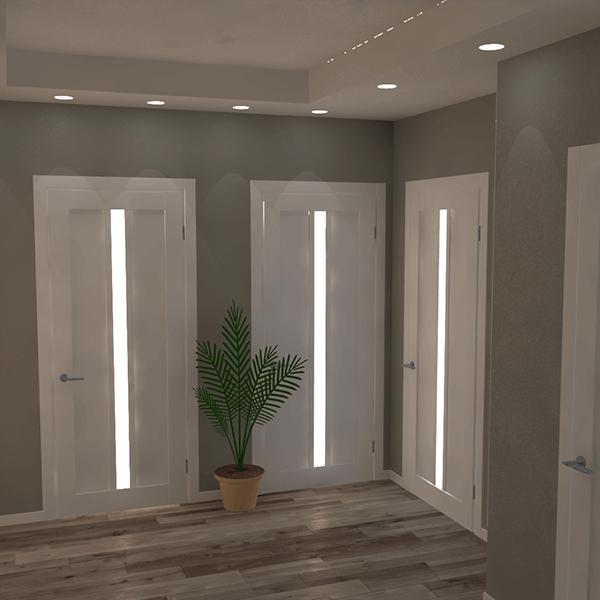 Full Room дизайн коридору