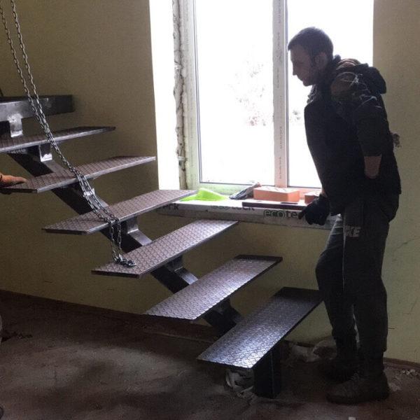 Full Room монтаж сходів