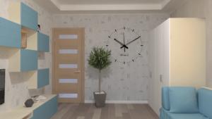Full Room дизайн дитячої
