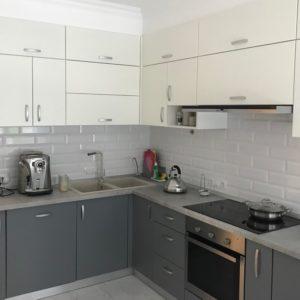 Full Room ремонт у кухні