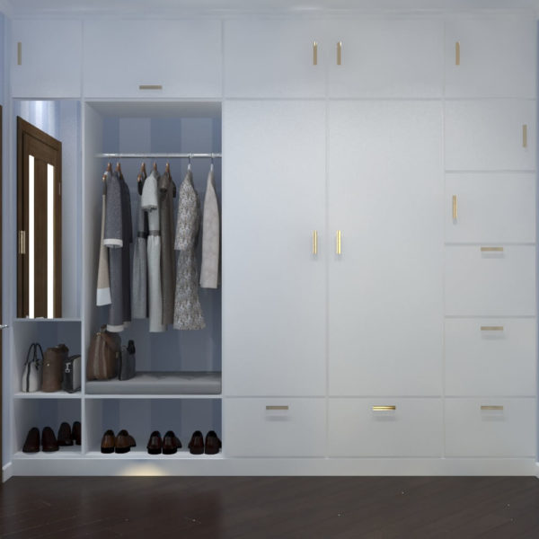Full Room дизайн проект передпокою