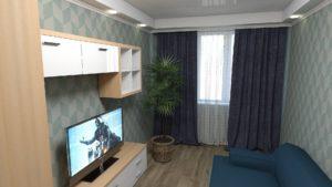 Full Room дизайн проект спальни