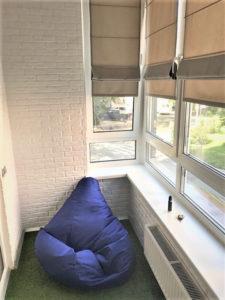 Full Room балкон