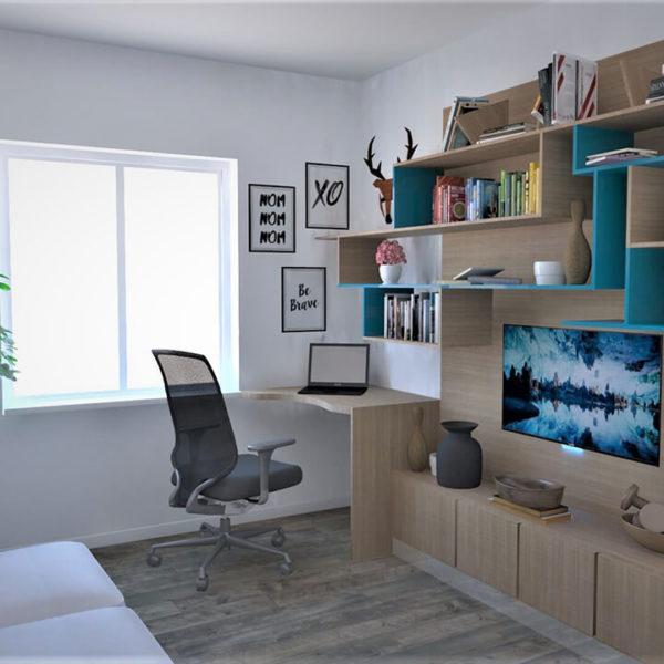 Full Room дизайн дитяча