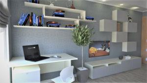 Full Room дизайн детская
