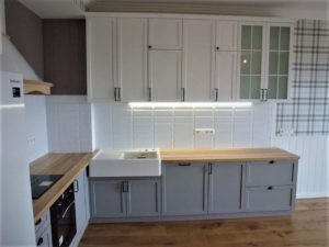 Full Room кухня