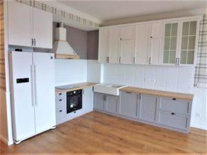 Full Room реалізація дизайну кухні-студії
