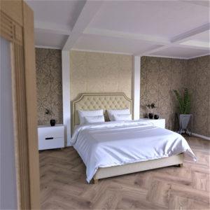 full room дизайн спальни