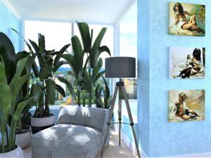 Full Room дизайн relax zone