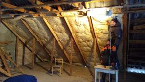 Full Room утепление мансарды