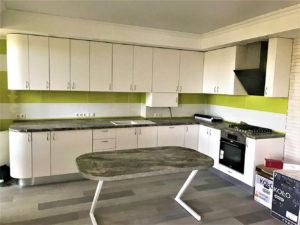 Full Room реализация дизайна кухни-студии