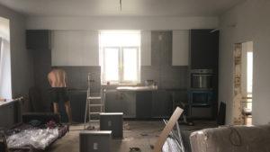 Full Room монтаж кухні